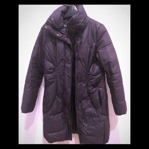 Elie Tahiti Black Down Jacket
